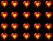 "Screenshot of ""Field Of Hearts"""