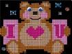 "Screenshot of ""I Heart U Teddy"""