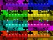 """Screenshot of """"The Wonderful World of Textures and Colors"""""""