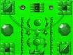 """Screenshot of """"Green Canvas"""""""