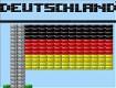 """Screenshot of """"letzte Flagge:  35.  DEUTSCHLAND"""""""