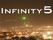 "Screenshot of ""Infinity 5 begins"""
