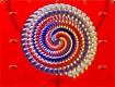 """Screenshot of """"Multi-Colored Spiral"""""""