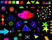 Screenshot of Shapes Collection