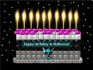 "Screenshot of ""Happy birthday to Reflexive!"""
